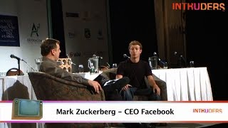 TechCrunch40: Michael Arrington interviews Mark Zuckerberg