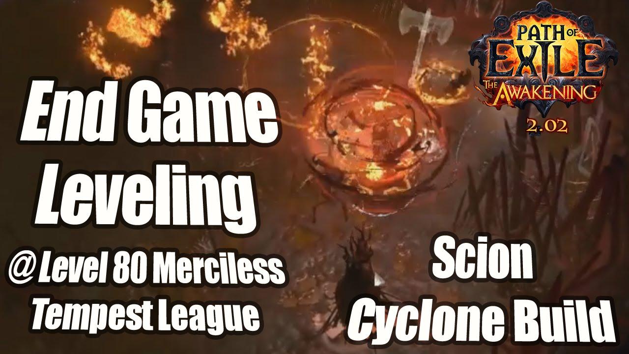Tempest Build Game