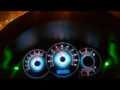 Faw V5 Prueba De 0 A 100km/h