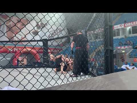 Elcin Huseynov Vs Hobov Yevhen - Polshka, Polck European Championship MMA