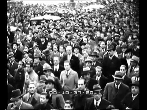 Discorso Camera Mussolini : Il discorso razziale del duce a trieste la storia di un