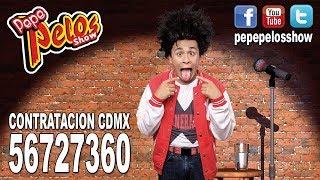 Comediante Pepe Pelos Show en Vivo