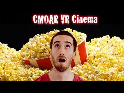 BEST VR CINEMA FOR CARDBOARD | CMOAR VR Cinema 4 0 Review