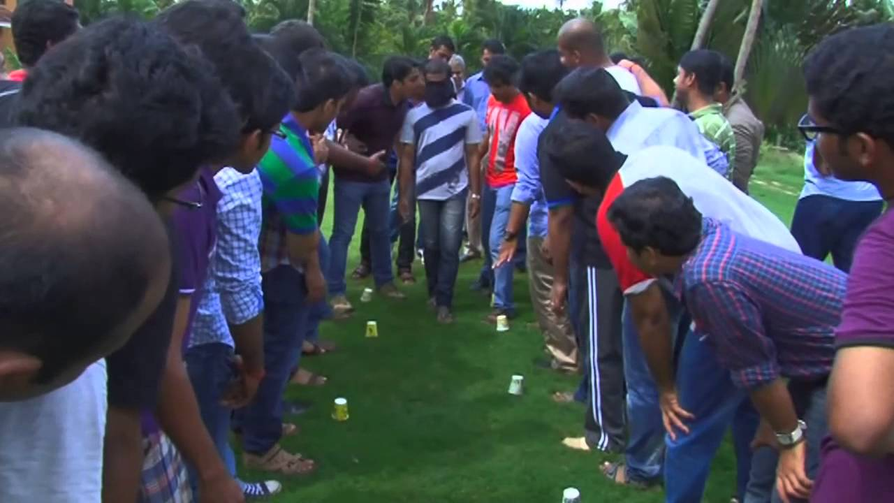 Free Outdoor Team Building Games For Employees