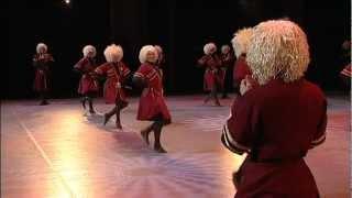 �������� ���� Танец осетин-горцев. ������
