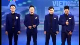 Nhóm dòng thời gian - Chung kết 1 Viet nam 's got talent (22/4/2012)
