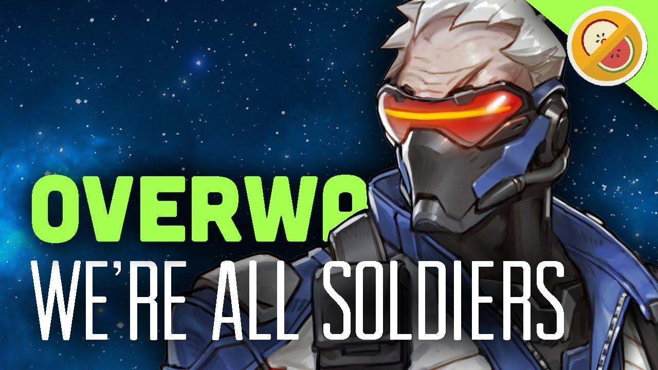 Were All Soldiers Now Overwatch Soldier 76 Weekly Brawl