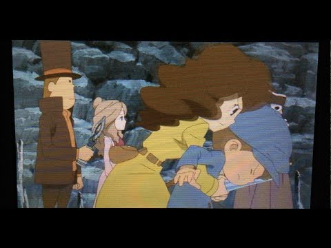 Make Professor Layton and the Azran Legacy: Emmy's Secret Revealed (US Version) Pics