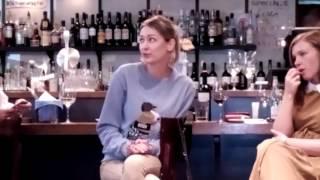 Телеканал «Dомашний» и актриса Евгения Лоза представили сериал «Восток-Запад» в Петербурге(5)