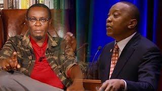 When Uhuru Kenyatta Was UHURU KENYATTA