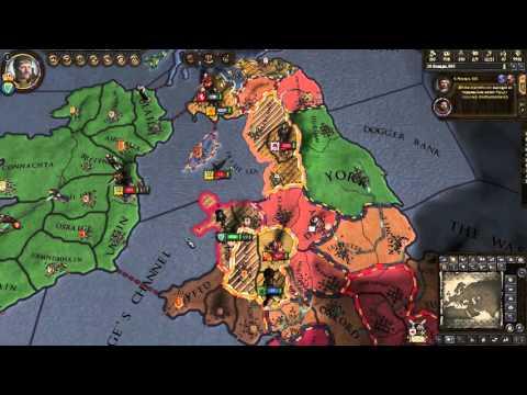 Crusader Kings 2 Ua Neill Noigiallaich 24 Eire (Ирландия)
