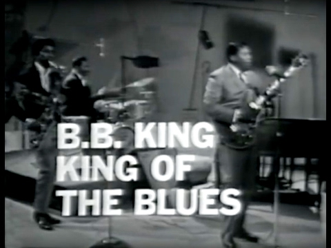 "B B  King ""King of the Blues"" Jazz Casual TV Series 1968"
