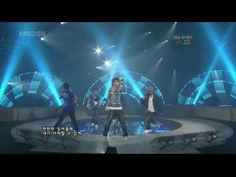 Big Bang - KBS Music Bank 07. 09. 28 [Lies]
