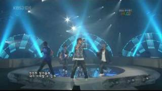 Big Bang - KBS Music Bank 07. 09. 28 [Lies]