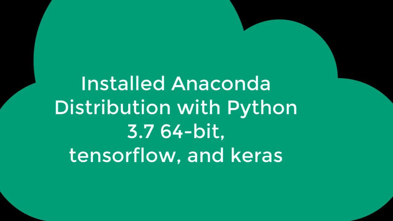 Install Anaconda Mac - YouTube