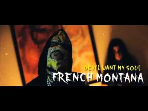 FRENCH MONTANA - DEVIL WANTS MY SOUL (OFFICIAL INSTRUMENTAL)