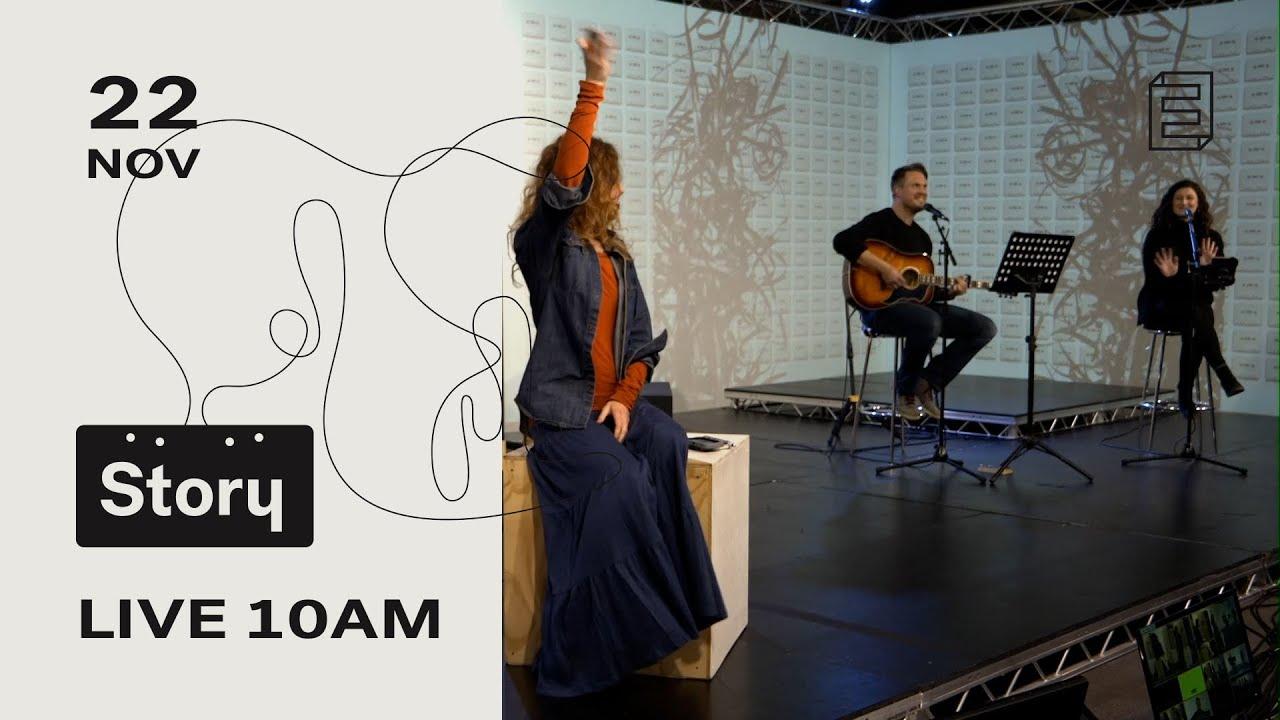 Emmanuel Live Online Service // 10am Sun 22 Nov 2020 Cover Image