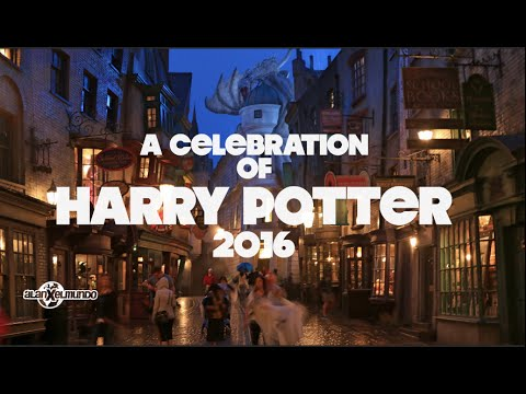 Una celebración de Harry Potter 2016
