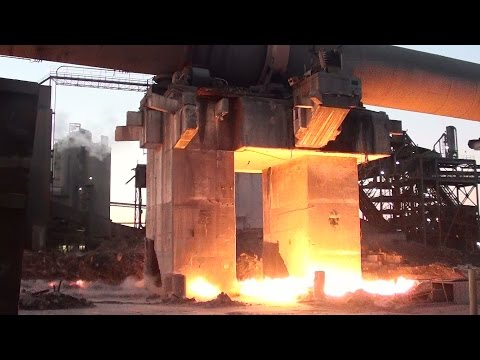 Ash Grove Cement Kiln #3 Pedestals - Controlled Demolition, Inc.
