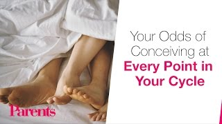 Your Odds of Conceiving at Every Point in Your Cycle | Parents