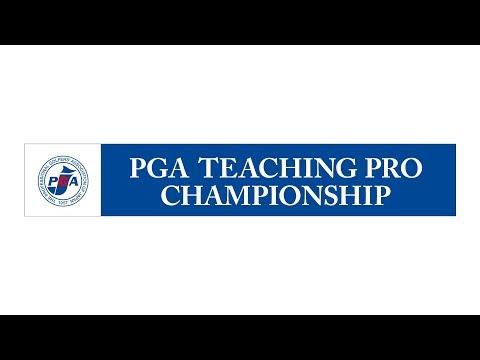 第19回 PGAティーチングプロ選手権大会