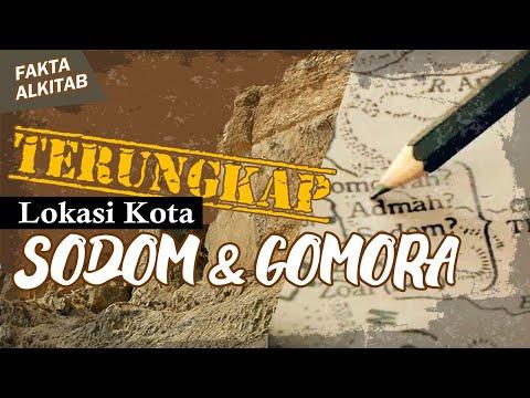Fakta Alkitab - Lokasi Sodom dan Gomora