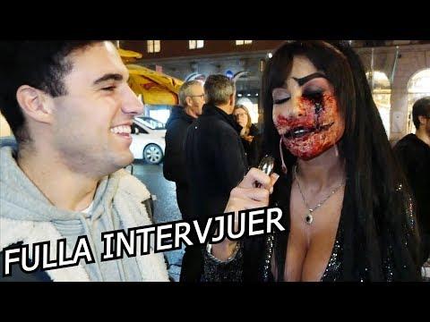 Intervjuar Fulla Människor   Rakar Du Dig?