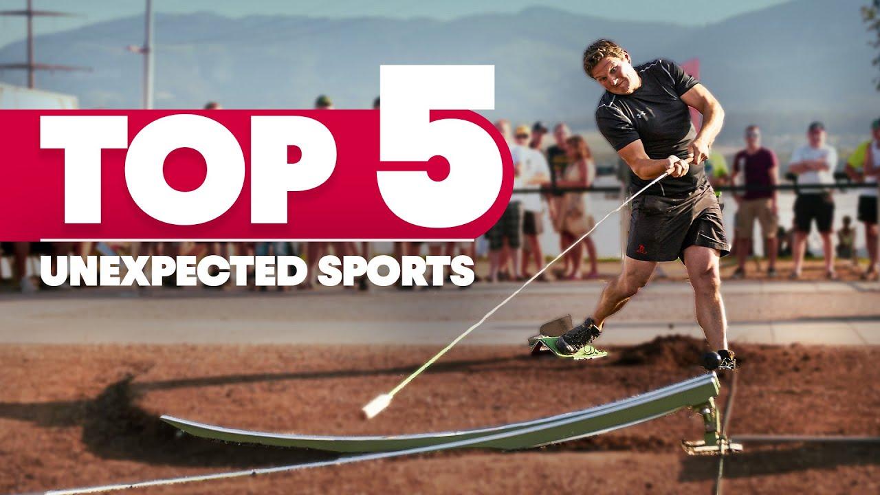 5 Of The World's Strangest Sports Explained
