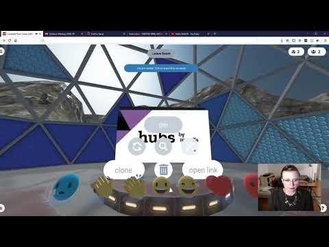IEEEVR - Presenting In Hubs