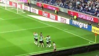 FC Porto 1-3 Sporting CP 30/04/2016