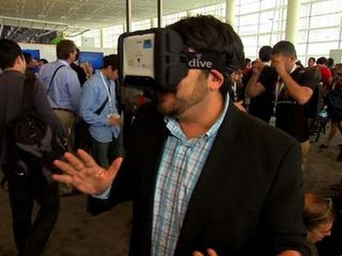 Hands-on with Google's Project Tango