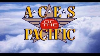 Aces of the Pacific gameplay (PC Game, 1992)