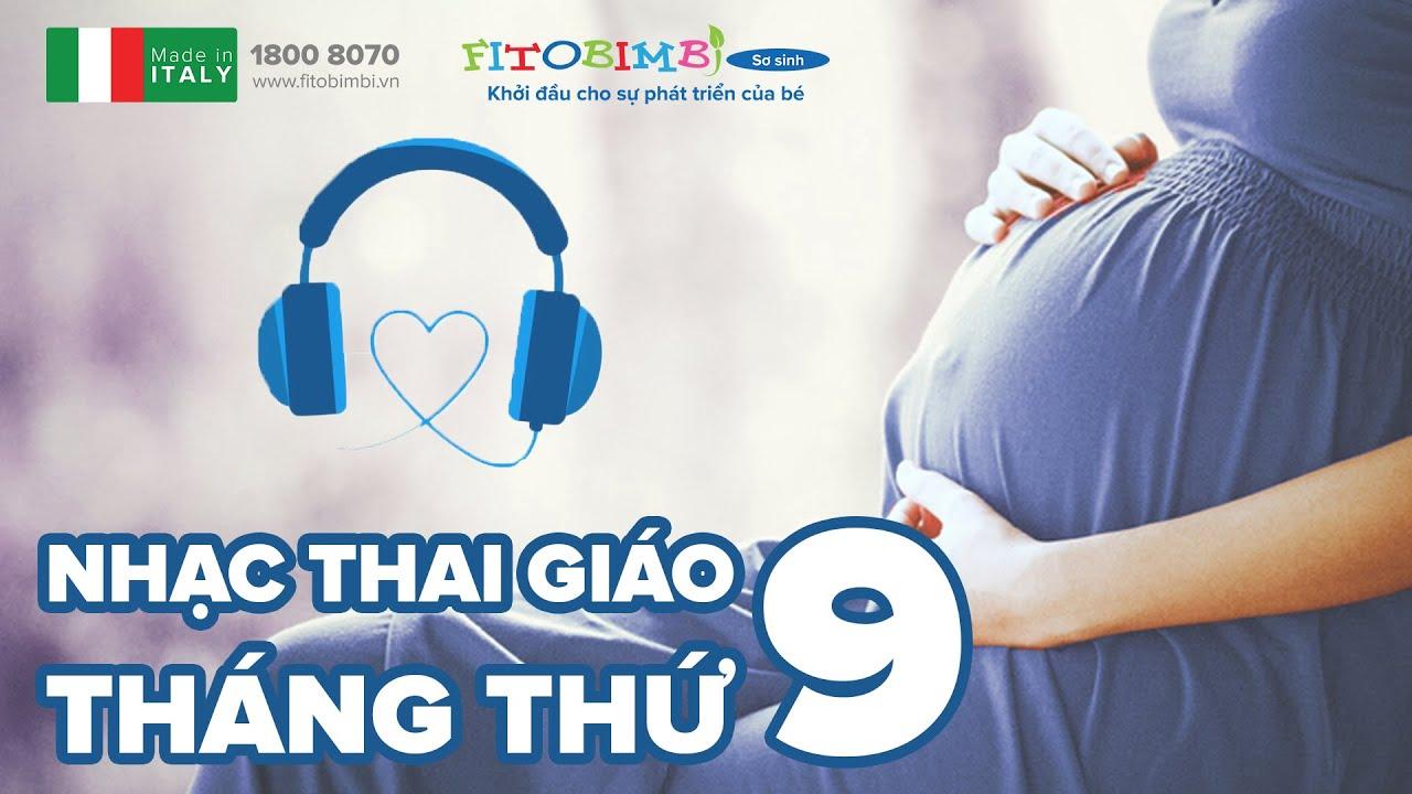 Nhạc Thai Giáo Tháng Thứ 9: Nghe Nhạc Giúp Bé Thông Minh Hơn Ngay Từ Trong Bụng Mẹ