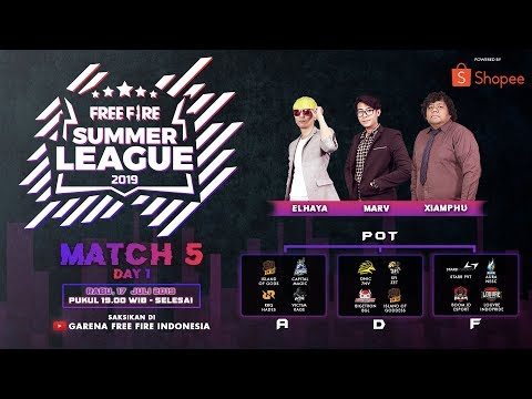[2019] Summer League | Match 5 | Pot ADF