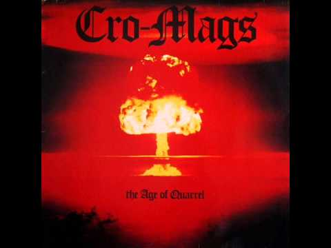 Cro-Mags - The Age Of Quarrel 1986 (Full Album)