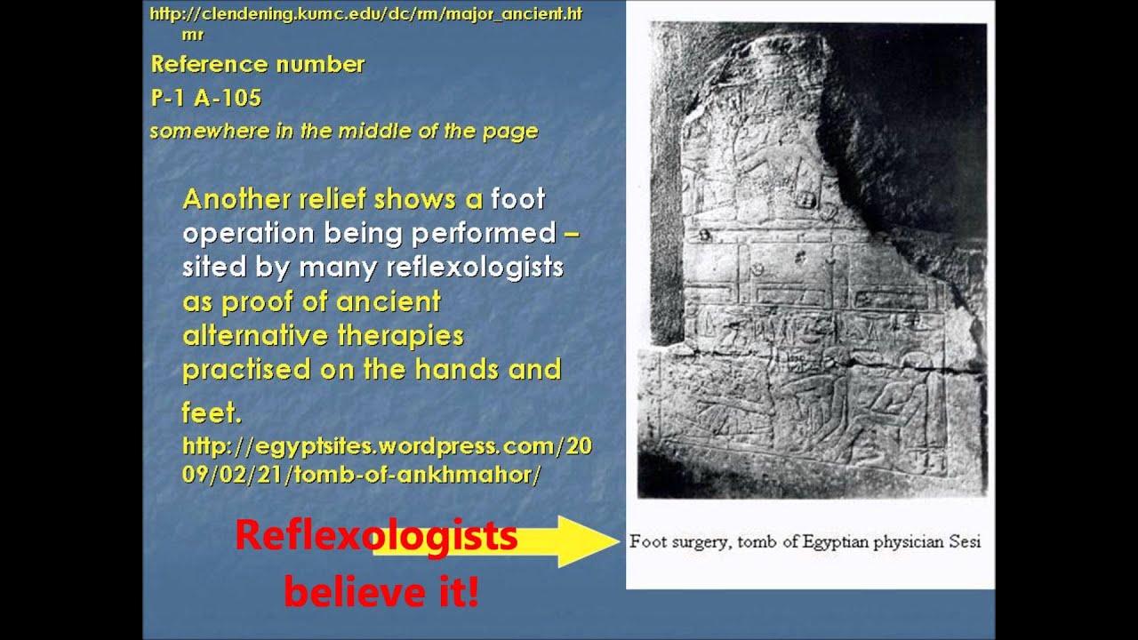 Reflexology History part Beta wmv