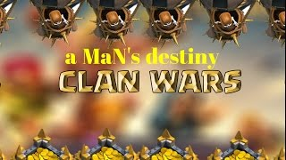 Clash of Clans | War #74 Elite attackers lvl 6 clan war Recap TH7 TH8 TH9 LaLoon GoHo GoWipe