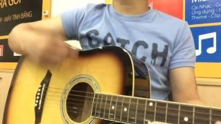 Một con đường hai ngã rẽ - Bảo Hân - Guitar Cover (Taxi Em tên gì?)