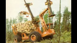 Koehring Forestry Machines