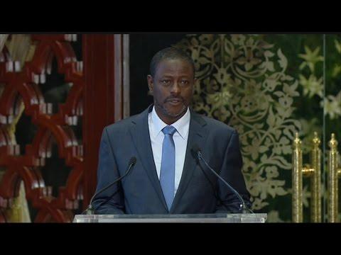 DIRECT - Maroc: cérémonie de signature des accords du gazoduc offshore Maroc - Nigéria (2/3)