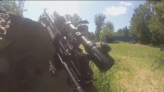 Ballahack Airsoft 8-9-15 WE M14 EBR