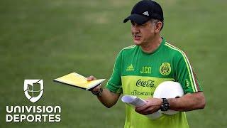 Mucho antes de ser técnico del Tri, Juan Carlos Osorio fue mesero para sobrevivir