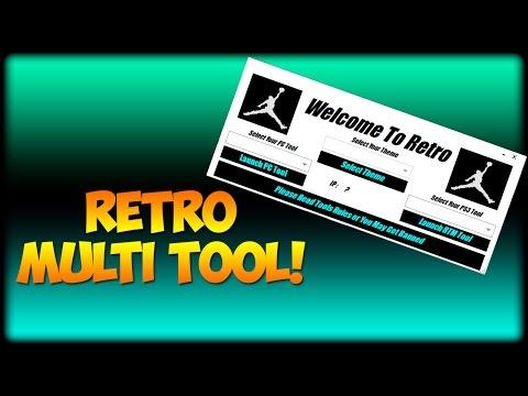 Retro Multi Tool! (Cracked!) + Download!