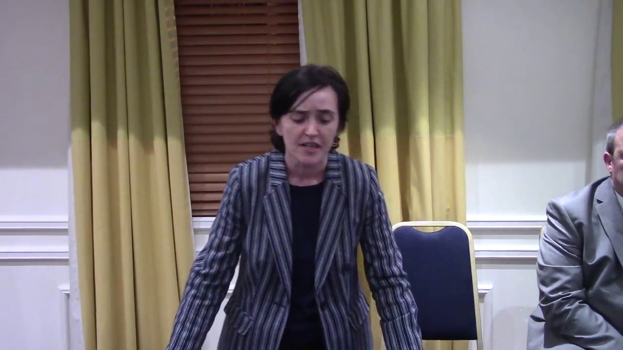 Anne Marie Waters Sharia In The Uk Leeds 29 03 2017