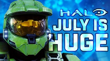 Halo's BIGGEST month of the last 10 years - So Far! (Halo Infinite gameplay & Halo 3 PC)