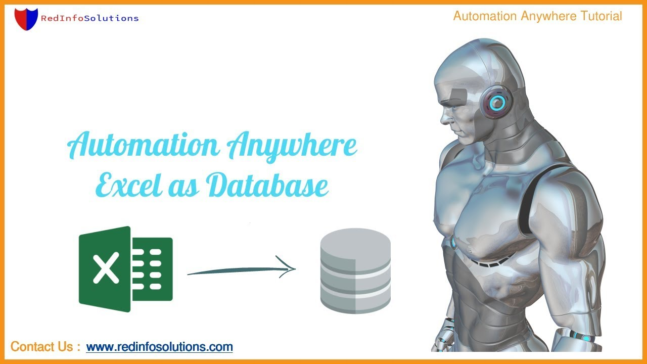 RPA - AutomationAnywhere -Excel as a Database