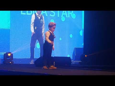 LBMA키즈모델선발대회 댄스신동수상
