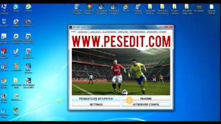 How to install Pes 2013 and patch 6.0 (OFFICIAL VIDEO) HD