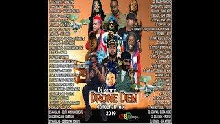 Zapętlaj DJ KENNY DRONE DEM DANCEHALL MIX SEP 2019 | FRENCHMAN REGGAE PROMOTION