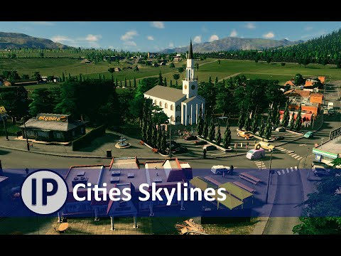 Church and farms I Cities Skylines Cato Bay County #2